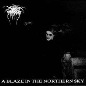 Darkthrone: Blaze In The Northern Sky, A - Cover
