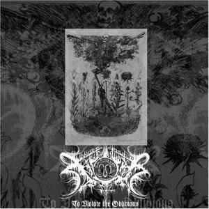 Xasthur: To Violate The Oblivious - Cover