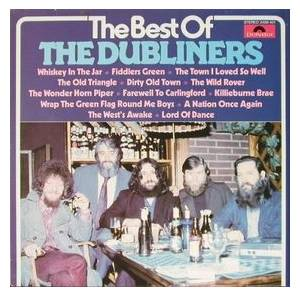 The Dubliners: Best Of The Dubliners (Polydor), The - Cover
