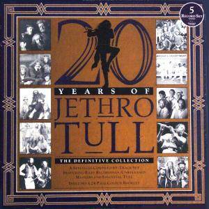 Jethro Tull: 20 Years Of Jethro Tull - Cover