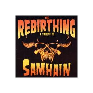 Rebirthing A Tribute To Samhain, The - Cover