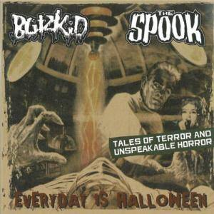 Cover - Blitzkid: Everyday Is Halloween