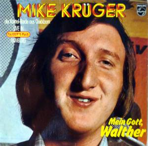 Mike Krüger: Mein Gott, Walther - Cover