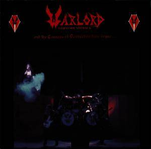 Warlord: And The Cannons Of Destruction Have Begun... - Cover