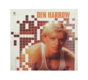 Den Harrow: Future Brain - Cover