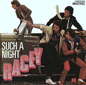 Cover - Racey: Such A Night
