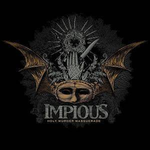 Cover - Impious: Holy Murder Masquerade