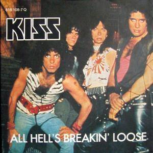 KISS: All Hell's Breakin' Loose - Cover
