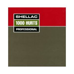 Shellac: 1000 Hurts - Cover