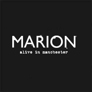 Cover - Marion: Alive In Manchester