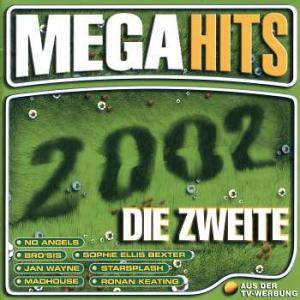 Cover - 1 Giant Leap Feat. Robbie Williams & Maxi Jazz: Mega Hits 2002 - Die Zweite