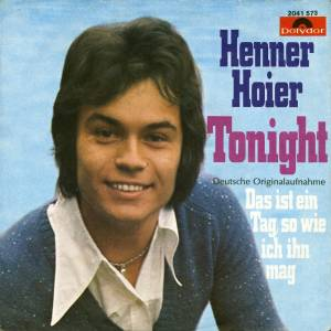 Cover - Henner Hoier: Tonight