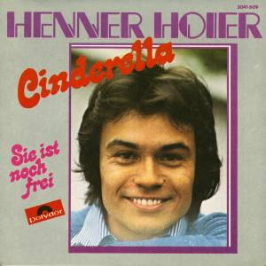 Cover - Henner Hoier: Cinderella, My Love