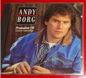 Andy Borg: Andy Borg - Cover