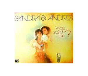 Cover - Sandra & Andres: Was Soll Ich Tun?