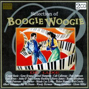 Selection Of Boogie Woogie - Cover