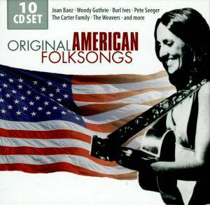 Cover - Tarriers, The: Original American Folksongs