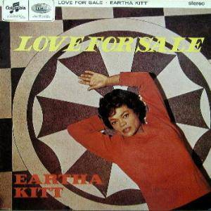 Cover - Eartha Kitt: Love For Sale