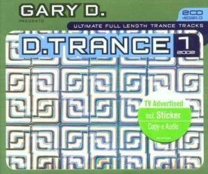 Cover - Hiver & Hammer: Gary D. Presents D.Trance 1/2002