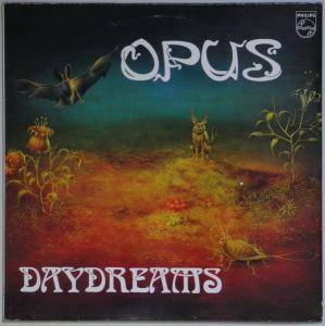 Cover - Opus: Daydreams