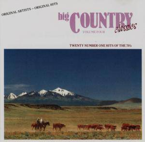 Cover - George Jones & Tammy Wynette: 20 Big Country Classics