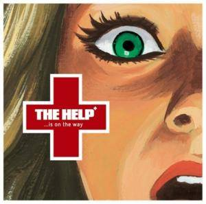 The Help: ...Is On The Way - Cover
