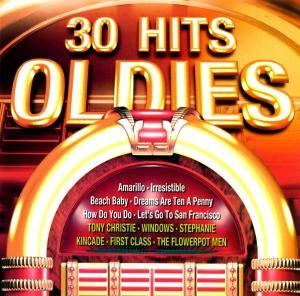 Cover - Applejacks, The: 30 Hits Oldies