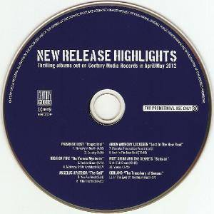 New Release Highlights - Thrilling Albums Out On Century Media Records In April/May 2012 - Cover