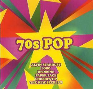 70s Pop - The Collection - Cover
