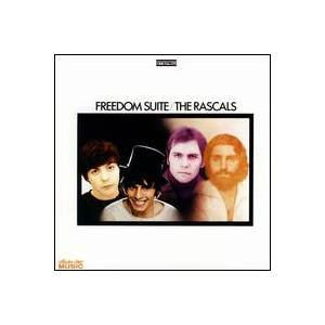 The Rascals: Freedom Suite - Cover