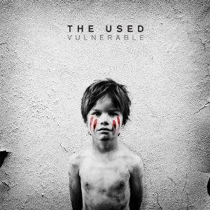 The Used: Vulnerable - Cover