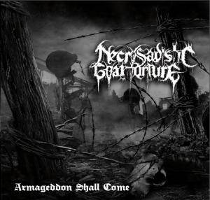 Necrosadistic Goat Torture: Armageddon Shall Come - Cover