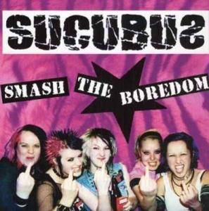 Cover - Sucubus: Smash The Boredom