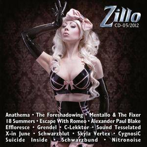 Cover - Skyla Vertex: Zillo CD 05/2012
