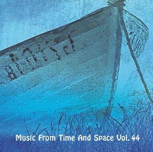 Cover - Yargos: Eclipsed - Music From Time And Space Vol. 44