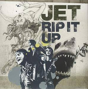 Jet: Rip It Up - Cover