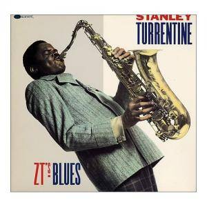 Stanley Turrentine: Z.T.'s Blues - Cover