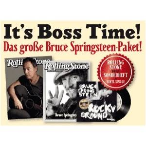 "Bruce Springsteen: Rocky Ground (7"") - Bild 5"