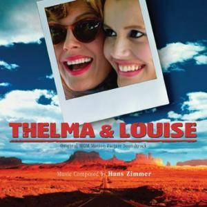 Cover - Hans Zimmer: Thelma & Louise