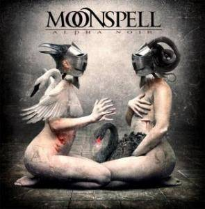 Moonspell: Alpha Noir / Omega White - Cover
