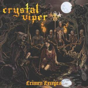 Cover - Crystal Viper: Crimen Excepta