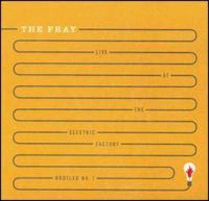 Cover - Fray, The: Live At The Electric Factory - Bootleg No.1