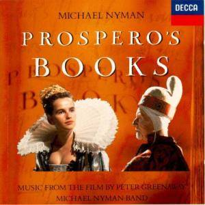 Cover - Michael Nyman: Prospero's Books