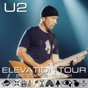 U2 - Elevation Tour Providence 10.31.01