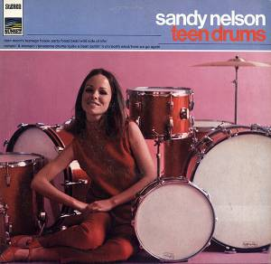 Cover - Sandy Nelson: Teen Drums