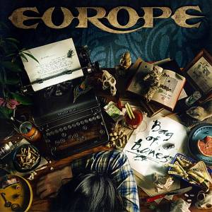 Cover - Europe: Bag Of Bones