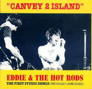 Cover - Eddie & The Hot Rods: Canvey 2 Island