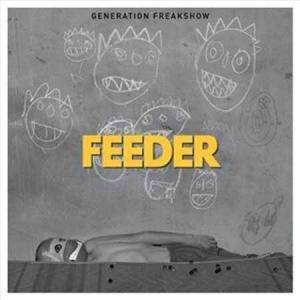 Feeder: Generation Freakshow - Cover