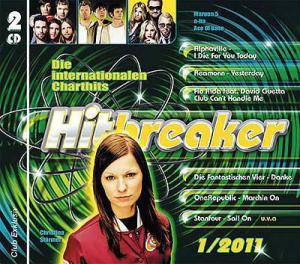 Cover - Eric Heatherly: Hitbreaker 1/2011
