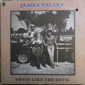 Cover - James Talley: Tryin' Like The Devil